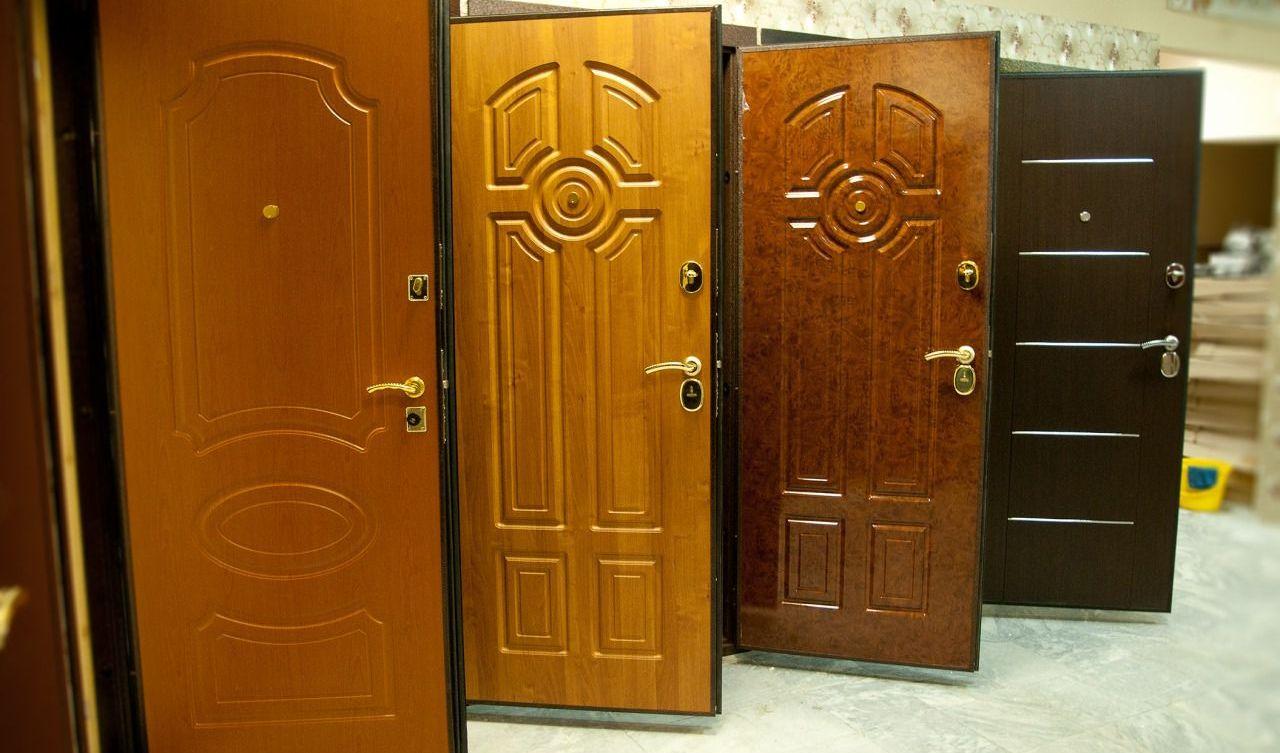 Металлические двери под заказ Киев